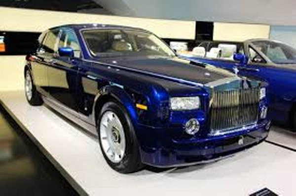 Rolss Royce Phantom